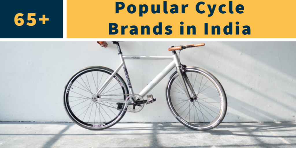 Popular Cycle Brands In India